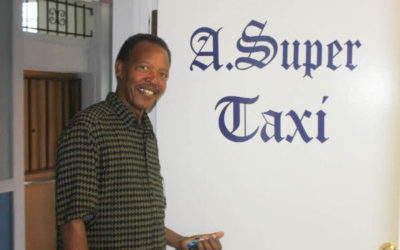 A Super Taxi
