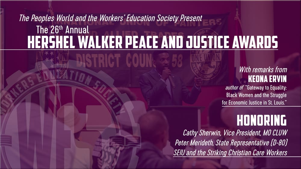 26th Annual Hershel Walker 'Peace & Justice' Awards Breakfast